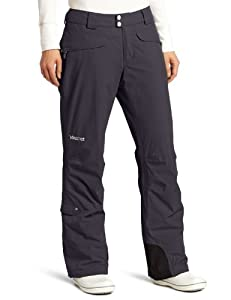 Marmot Women's Skyline Insulated Pant, Black, X-Small