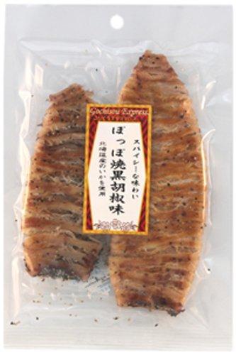 大橋珍味堂 GEJポッポ焼黒胡椒味 50g×5袋