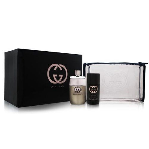 Guilty Men Gucci Guilty Gift Set For Men