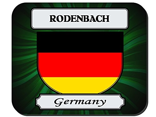 rodenbach-germany-city-mouse-pad