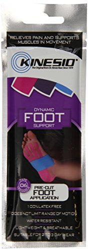 Kinesio Pre-Cut Application Foot Tape