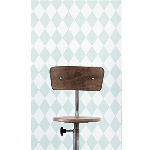 Harlequin Wallpaper - Mint