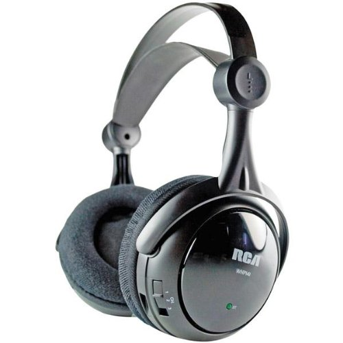 Wireless 900Mhz Full-Size Headphone