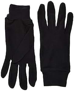 Odlo Light Sous-gants Noir FR : M (Taille Fabricant : M)