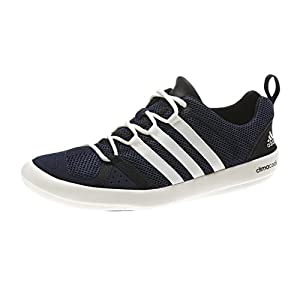 Adidas Climacool Boat Lace Shoe - Men's Collegiate Navy / Chalk / Black 11.5
