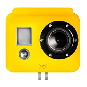 XSories Silcione Cover for GoPro HD HERO - Yellow