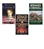 Bernard Cornwell Bernard Cornwell 3 books collection(Stonehenge, A Crowning Mercy, The Bloody Ground)