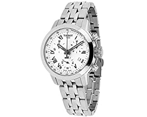 Tissot PRC200 Women's Watch Silver