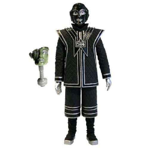 Doctor Who Classic Series Action Figures - D84 Robot with Anti Robot Transmitter