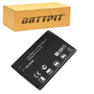 Battpit� New Cell Phone Battery Replacement for LG Optimus Slider (1600 mAh)