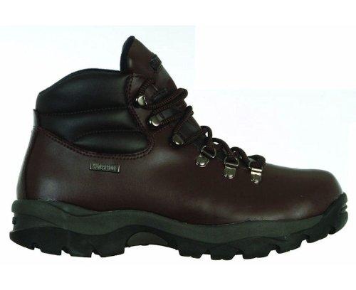 Hi-Tec Eurotrek Women'S Brown Hiking Boots-Uk 7