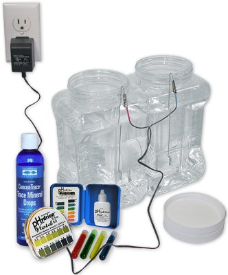 Fresh And Alive 2G Budget Water Ionizer Bundle (Batch)