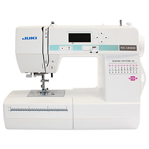 Juki HZL-LB5020 Computerized Sewing Machine (Juki Button Hole Machine compare prices)