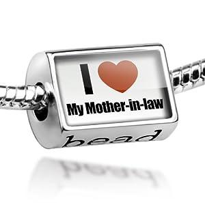 Law quot pandora charm amp bracelet compatible pandora daughter in law