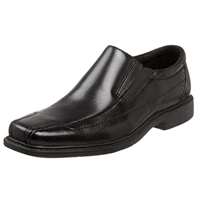 Clarks Men's Deane Slip-On,Black,7 M