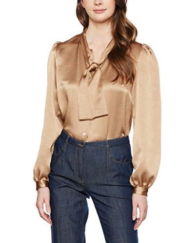 Dolce & Gabbana Blusa Camel