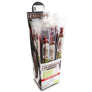 Chomps Grass Fed Beef Snack Sticks - Original Flavor