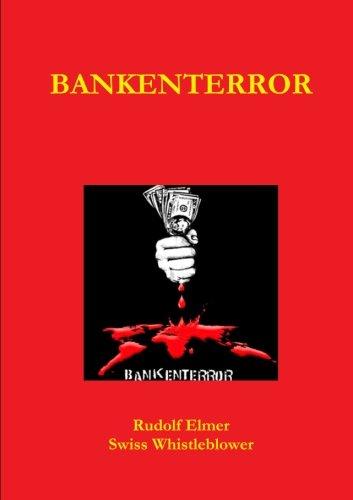 Buchcover: Bankenterror