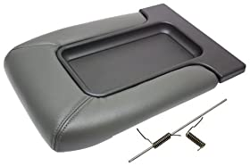 IPCW BB101 Dark Pewter Front Jumper Seat Center Console Lid