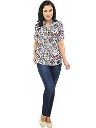 Recap Jeans-Women-Slim Fit- Ink Blue-30