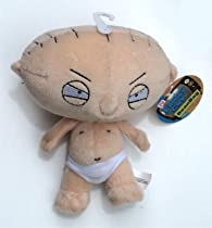 Family Guy Stewie Diaper Plush 6001