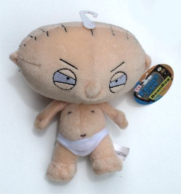 Family Guy Stewie Diaper Plush Figure - Buy Family Guy Stewie Diaper Plush Figure - Purchase Family Guy Stewie Diaper Plush Figure (Kelly Toy, Toys & Games,Categories,Stuffed Animals & Toys,More Stuffed Toys,Figures)