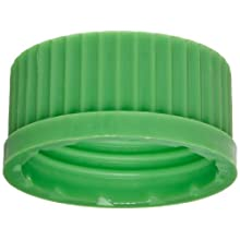 Wheaton W240752 Polypropylene Vented Screw Cap (Case of 4)