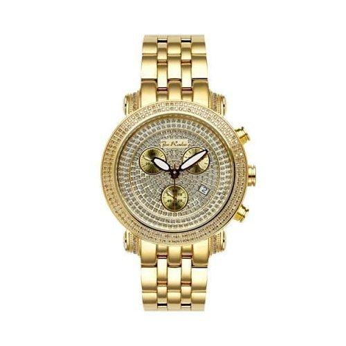 Joe Rodeo Diamond Watch 1 75 Ctw Classic Yellow Gold