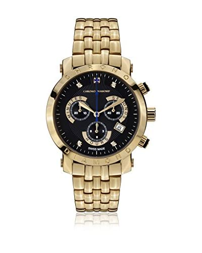 Chrono Diamond Reloj con movimiento cuarzo suizo Man 10600Fr Nestor