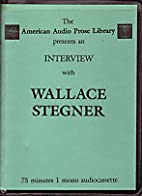 Interview with Wallace Stegner (American…