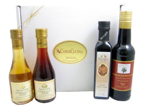 Gourmet Specialty Wine Vinegar Gift Basket