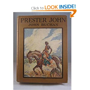 Prester John,