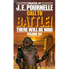 Call To Battle! (There Will Be War, Vol. 7) by Jerry Pournelle and John F. Carr