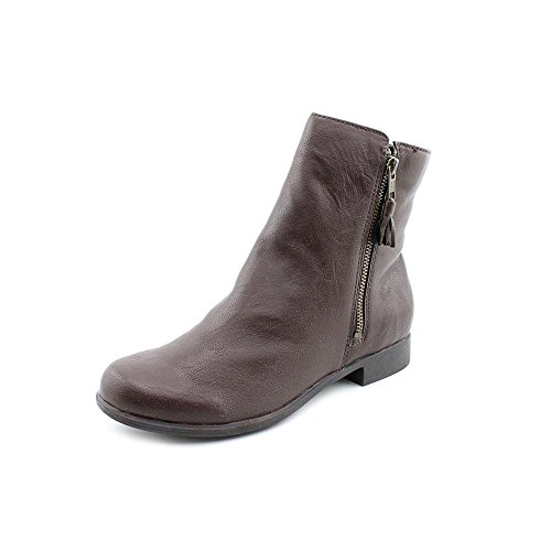 Hush Puppies Motive Ankle Zip Women'S Casual Boots (10 M In Dk Brown)