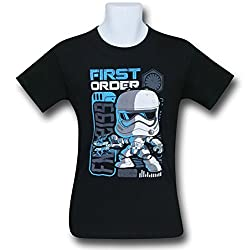 Funko Star Wars Riot Trooper T-Shirt- XSmall