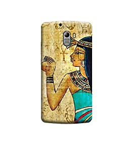 Kratos Premium Back Cover For Lenovo Vibe K4 Note