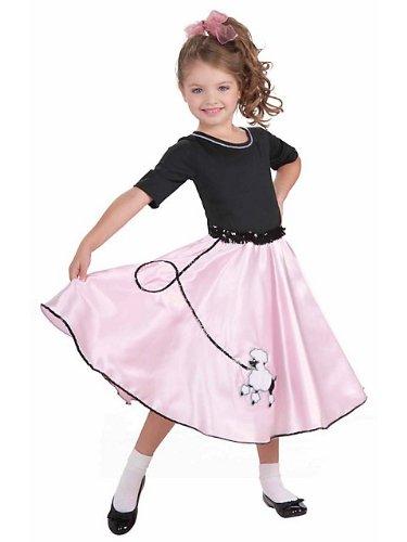 Poodle Princess Costume