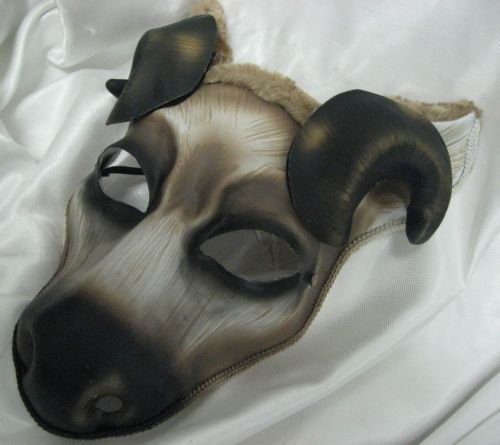 Brown (Sheep Horn Costume)