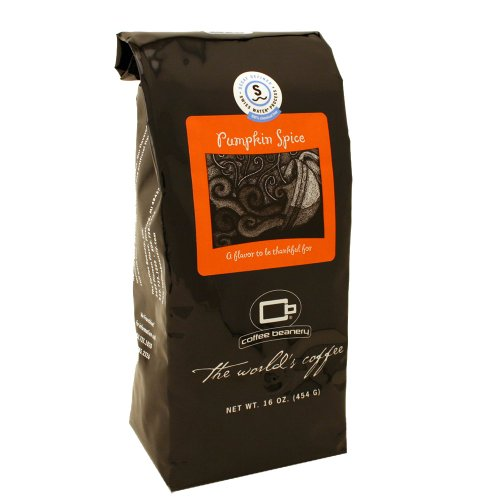 Decaf Pumpkin Spice Coffee