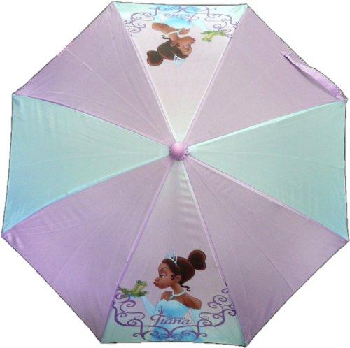 How To Disney Princess Princess Tiana And The Frog Kids Princess With Umbrella
