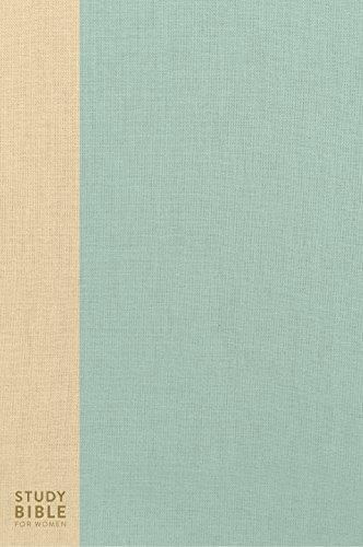 The CSB Study Bible For Women, Light Turquoise/Sand Hardcover [CSB Bibles by Holman - Kelley Patterson, Dorothy - Harrington Kelley, Rhonda] (Tapa Dura)