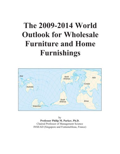 The 2009-2014 World Outlook for Wholesale Furniture and Home Furnishings