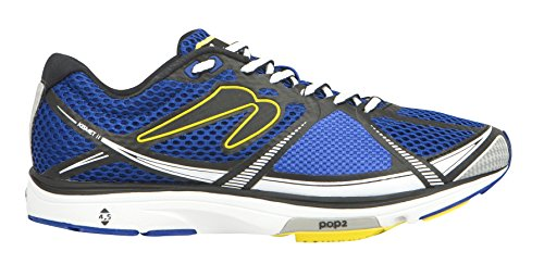 Newton Running Kismet Ii Men's Stability Shoe - Scarpe Uomo, Blu (Royal Blue/Black), 43 EU