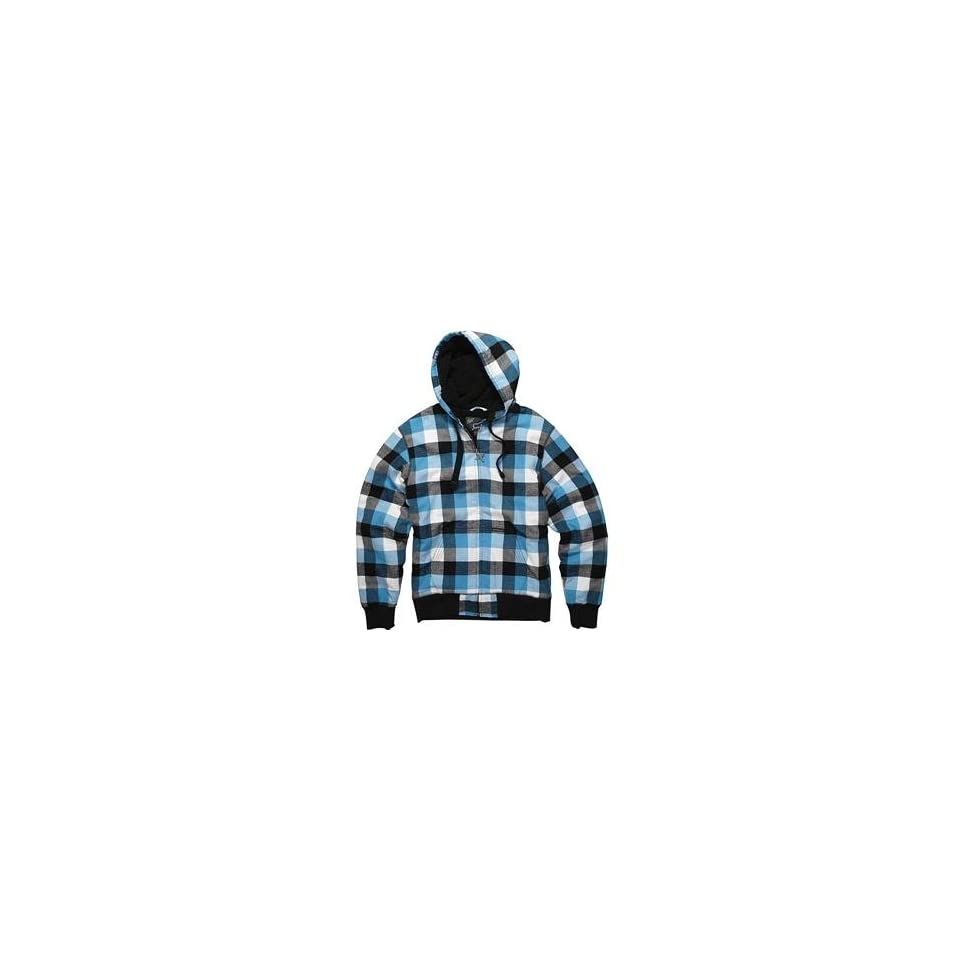 Fox Racing Indecision Jacket   Small/Electric Blue