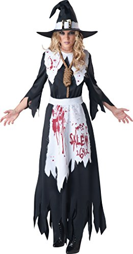 Salem Witchs Costume