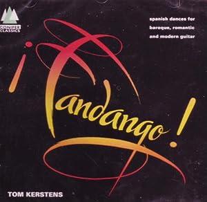Fandango: Spanish Guitar Music