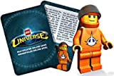 LEGO Universe Exclusive Mini Figure Set #4600514 Astronaut Bagged