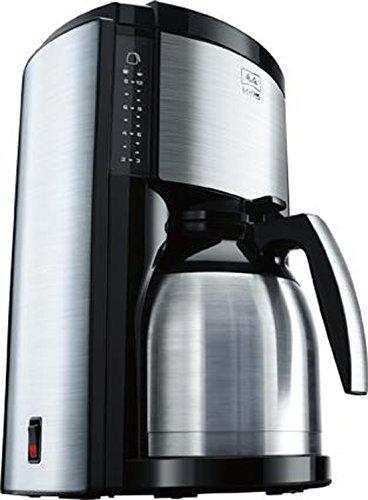 MACCHINA DA CAFFE/' CON CARAFFA IN VETRO 1,8 LT 1000 W DISPLAY LCD PETRA ELECTRIC