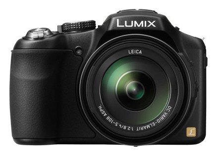 Panasonic Lumix DMC-FZ200 12.1 MP Digital Camera with CMOS Sensor and 24x Optical Zoom - Black - DMC-FZ200K +4GB SDHC CARD images