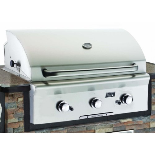American Outdoor Grill Aog 36Nb Built In Stainless Steel Grill 36Nb-00Sp